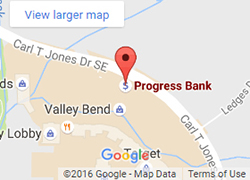Jones Valley Location on Google Maps