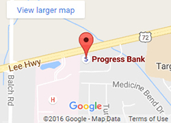 Madison Location on Google Maps